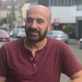Mahir Ghalioun