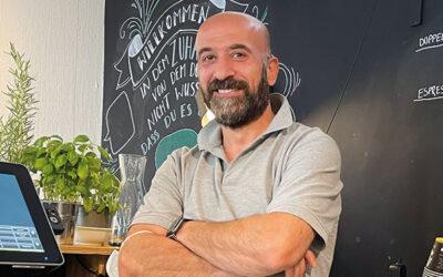 Interview mit Mahir Ghalioun, Integrationsbegleiter im Saatkorn Projekt