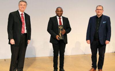 Yassir erhält den Hoffnungsträgerpreis 2020